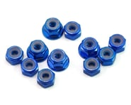 175RC B6.1/B6.1D Aluminum Nut Kit (11) (Blue) | product-also-purchased