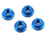 175RC Aluminum 4mm Serrated Wheel Nuts (Blue) | product-also-purchased