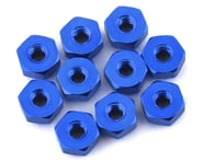 175RC Mini-T 2.0 Aluminum Nut Kit (Blue) (10)   product-also-purchased