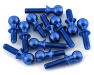 175RC Associated B6.2/T6.2/SC6.2/DR10 Titanium Ball Stud Kit (Blue) (12)   product-also-purchased