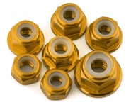 175RC SR10 Aluminum Nut Kit (Gold) (7) | product-also-purchased