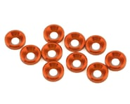 1UP Racing 3mm Countersunk Washers (10) (Orange)   product-also-purchased
