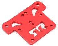 Arrma Top Plate Aluminum Red Typhon ARAAR320195   product-related