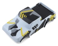 Associated Black and Yellow Enduro24 Sendero Body ASC21725 | product-related