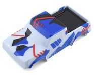 Associated Red and Blue Enduro24 Sendero Body ASC21726 | product-related