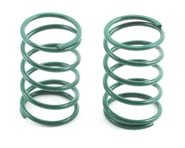 Team Associated Sedan Shock Spring Set (Green - 12lb) (2) | product-also-purchased