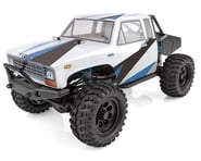 Associated White and Blue CR12 Tioga Trail Truck RTR ASC40006   product-related
