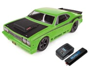 Associated Green DR10 Drag Race Car RTR LiPo Combo ASC70026C   product-related