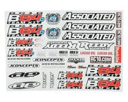 Associated B64D Decal Sheet ASC92086 | product-also-purchased