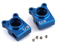 Associated RC10B74.1 FT Rear Hubs, blue aluminum ASC92270   product-also-purchased