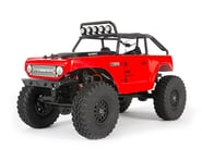 Axial SCX24 Deadbolt 1/24 Scale Electric 4WD RTR (Red) | product-related