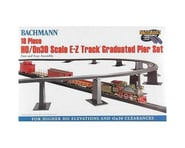 Bachmann E-Z Track Graduated Pier Set (18) (HO Scale) | product-related