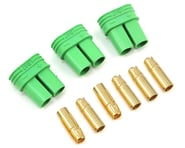 Castle Creations 4mm Polarized Bullet Connector Set (Female)   product-related