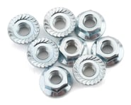 Custom Works M4 Serrated Flanged Wheel Nuts (8)   product-related