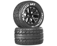 DuraTrax Bandito MT 1/10 2.8 Mounted Truck Tires 1/2 Offset DTXC3504 | product-related