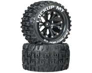 DuraTrax Lockup MT 1/10 2.8 Mounted Rear Truck Tires DTXC3508 | product-related