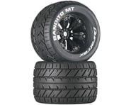 DuraTrax Bandito 3.8 Mounted MT Tires Black (2) DTXC3576 | product-also-purchased