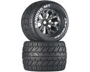 DuraTrax Bandito 3.8 Mounted MT Tires Chrome (2) DTXC3577 | product-also-purchased