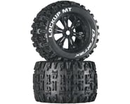 DuraTrax Lockup 3.8 Mounted MT Tires Black (2) DTXC3578 | product-related