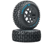 DuraTrax Lockup SC Tire C2 Mounted Losi Ten SCTE 4x4 (2) DTXC3675 | product-also-purchased