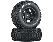 DuraTrax Six Pack C2 Mounted SCT Tires Slash 4x4 Blitz (2) DTXC3861 | product-related