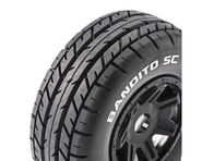 DuraTrax Bandito SC Mounted Soft Black 17mm Hex (2) DTXC5270 | product-also-purchased