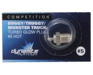 Dynamite Turbo Glow Plug Platinum 5 Hot DYNP5615   product-related