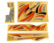 E Flite Decal Set for the Apprentice STS EFL310016   product-related
