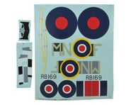 E-Flite Decal Sheet for the Spitfire Mk XIV 1.2M EFL8606 | product-related