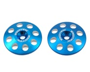 Exotek 22mm 1/8 XL Aluminum Wing Buttons (2) (Blue)   product-also-purchased