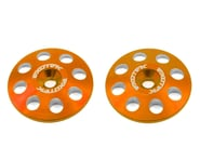 Exotek 22mm 1/8 XL Aluminum Wing Buttons (2) (Orange) | product-also-purchased