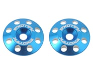 Exotek Flite V2 16mm Aluminum Wing Buttons (2) (Blue) | product-also-purchased