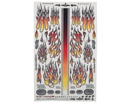 """Firebrand RC Flames Fire Fade Decal Sheet (Orange/Red) (8.5x14"""")   product-also-purchased"""
