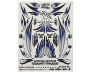 """Firebrand RC Concept Phoenix Decal (Blue) (8.5x11"""") 