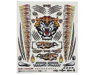 """Firebrand RC Concept Tiger Decal (Orange) (8.5x11"""")   product-also-purchased"""