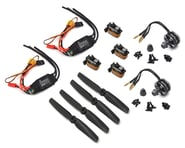 """Flite Test Power Pack A Twin """"Radial Edition"""" 
