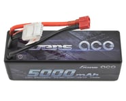 Gens Ace 5000mAh 14.8V 50C 4S1P HardCase Lipo w/Deans plug GA-B-50C-5000-4S1P-HardCase-14 | product-related