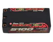 Gens Ace Redline Series 5100mAh 7.6V 130C 2S2P HardCase HV Shorty Lipo Battery GA-R-130C-5100-2S2P-HC65-HV | product-related