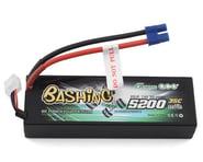 Gens Ace Bashing Series 5200mAh 7.4V 2S1P 35C car Lipo Battery Pack Hardcase 24# with EC3 Plug GA-B-35C-5200-2S1P-HardCase-24-EC3 | product-related