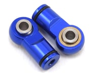 Hot Racing Blue Ball Type Aluminum Shock Ends HRARVO154M06   product-also-purchased