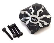 Hot Racing Aluminum Ar44 Axle Diff Spider Covers Black HRASCXT12CP01   product-related