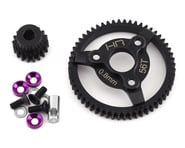 Hot Racing Traxxas Steel Pinion/Spur Gear(18T/56T 32P) HRASTE256   product-related