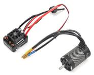 Hobbywing MAX10 SCT ESC/3660SL 4600kV Sensorless Motor Combo HWI38010202 | product-related