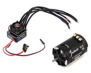 Hobbywing XR10 Justock G3 Sensored Brushless ESC/SD G2.1 Motor Combo (10.5T)   product-related