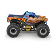 JConcepts 05 Chevy 1500 MT Single Cab Samson-Arms/Racerback Clear Body JCO0399S   product-also-purchased