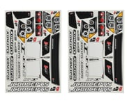 JConcepts SCT Hi-Flow Decal Sheet (2)   product-also-purchased