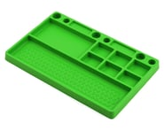 JConcepts Green Rubber Material Parts Tray JCO2550-5 | product-related