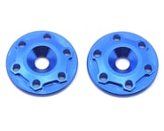 JConcepts Finnisher Aluminum Wing Button, Blue B6, B6D JCO25791 | product-also-purchased