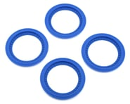 JConcepts Tribute Wheel Mock Beadlock Rings Blue (4) JCO26511 | product-also-purchased