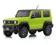 Kyosho MX-01 Mini-Z 4X4 Readyset w/Jimny Sierra Body (Yellow) | product-also-purchased